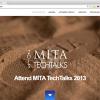 MITA TechTalks